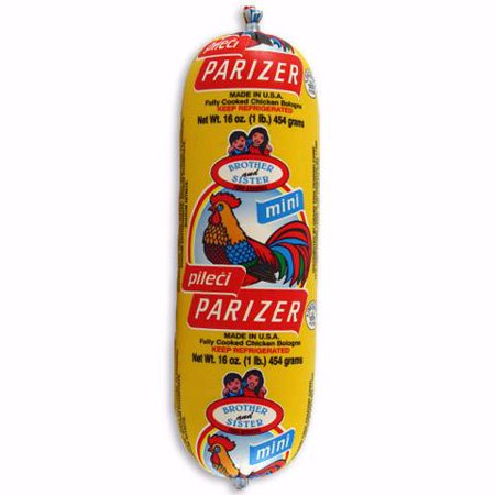 Chicken Bologna, Fully Cooked - Pileci Parizer (BaS)