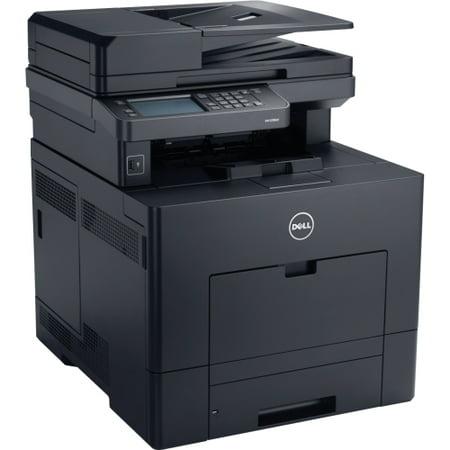 Dell C3765dnf Color Laser Printer Copier Scanner Fax Machine by