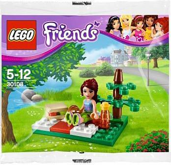 Friends Summer Picnic Mini Set LEGO 30108 [Bagged]