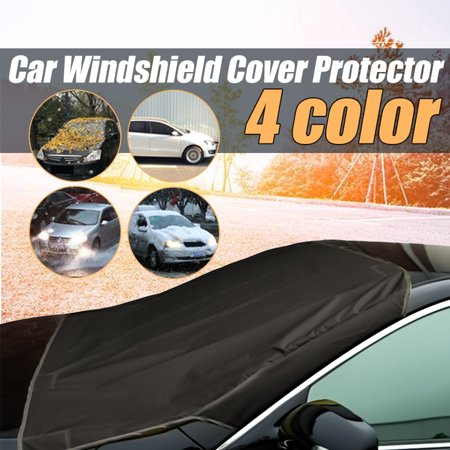 Car Truck SUV Auto Magnet Window Windshield Windscreen Cover UV Sun Snow Ice Frost Protector (Gsxr1000 Windshield Windscreen)
