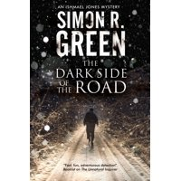 The Dark Side of the Road (Hardcover)(Large Print)