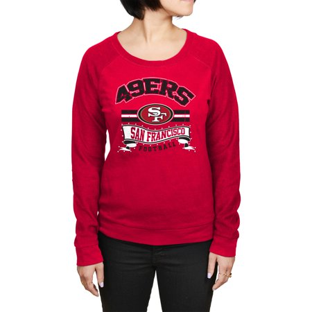 NFL San Francisco 49ers Juniors Fleece Top by