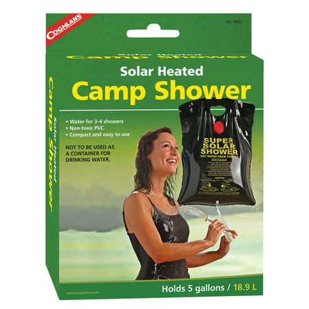 Coghlan's 9965 Camp Shower - Battery Camp Shower