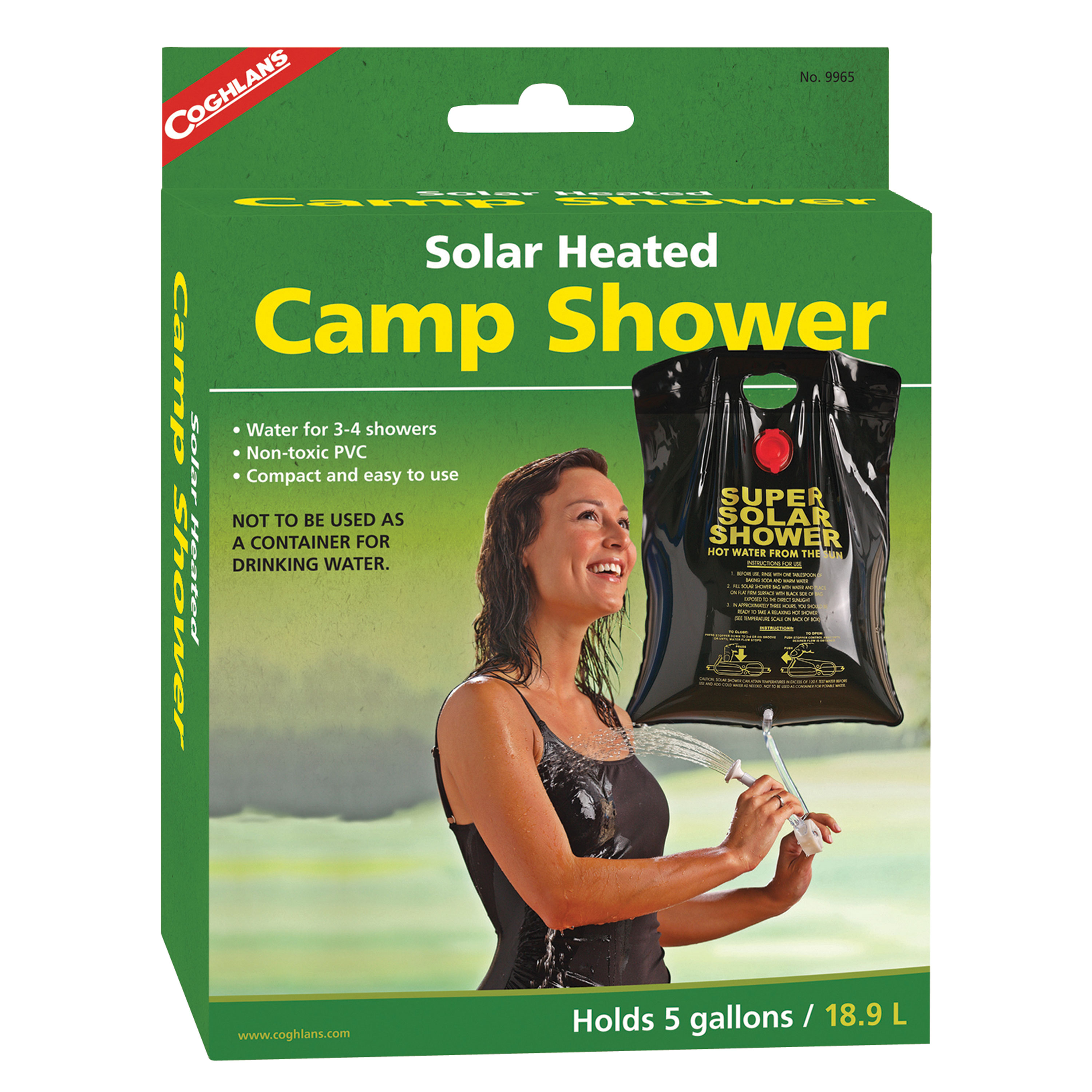 Coghlan's 9965 Camp Shower