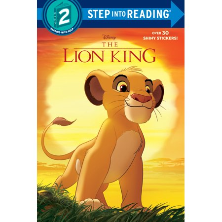 The Lion King Deluxe Step into Reading (Disney The Lion King) ()