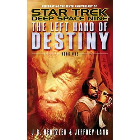 The Left Hand of Destiny Book 1 - eBook