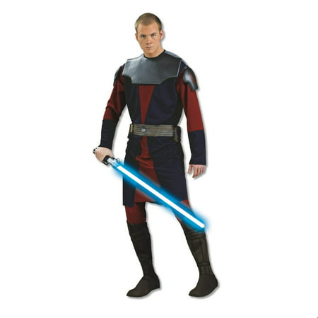 star wars mens dlx anakin skywalker halloween costume