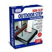 North American Health & Wellness Step Stool Outdoor Step 1 4 Inch