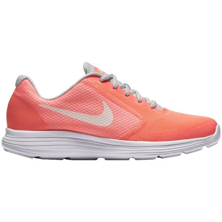 fa2b194c6672 Nike Kids  Grade School Revolution 3 Running Shoes - Orange White ...
