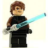 Lego Star Wars Minifig Anakin Skywalker Clone Wars - image 2 of 2