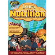Standard Deviants: Nutrition by GOLDHIL HOME MEDIA INT L