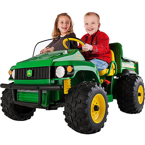 John Deere Gator HPX Ride-On by Peg Perego