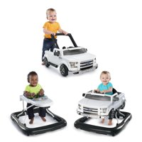 Bright Starts 3 Ways to Play Ford F-150 Baby Walker with Activity Station