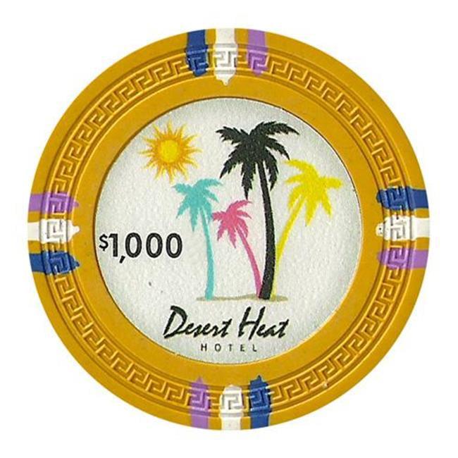 Bry Belly CPDH-$1000 25 Roll of 25 - Desert Heat 13. 5 Gram - $1000