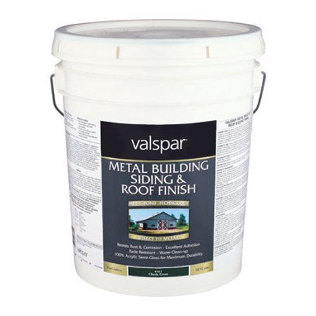 Valspar Metal Siding And Roof (Roof Paint)