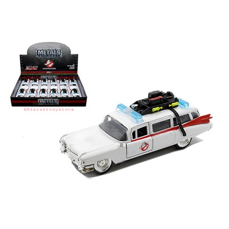 Java Metal Cover - NEW DIECAST TOYS CAR JADA 1:32 DISPLAY - METALS - GHOSTBUSTERS ECTO-1 1 ITEM WITHOUT RETAIL BOX 30207-DP1