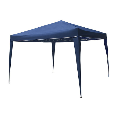 ALEKO GZDW10X10BL 10' x 10' Foldable Gazebo Tent Canopy for