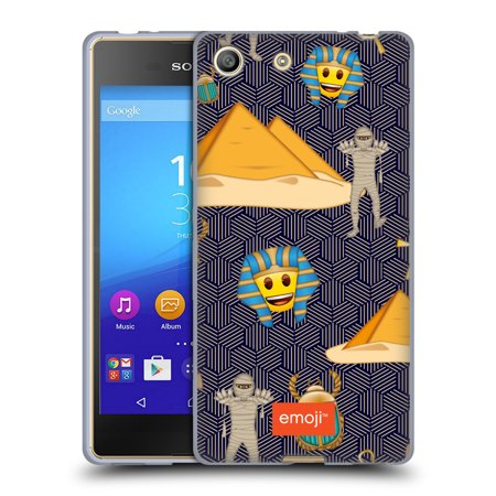 OFFICIAL EMOJI ANCIENT EGYPT SOFT GEL CASE FOR SONY PHONES 1