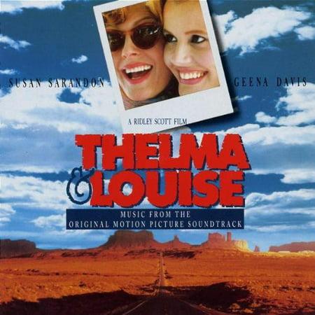 Thelma & Louise Soundtrack (CD)](Thelma Louise Halloween)