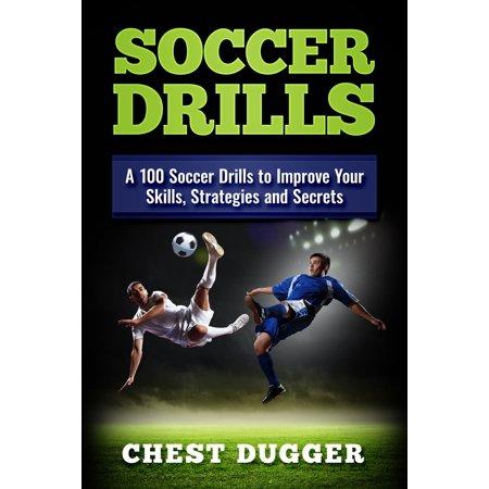Soccer Drills - eBook - Individual Soccer Drills