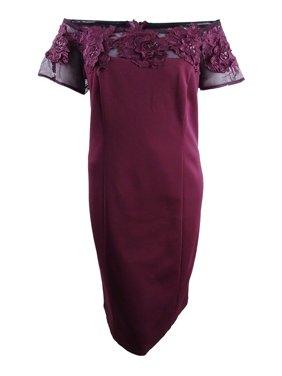 SL Fashions Womens Plus Dresses - Walmart.com
