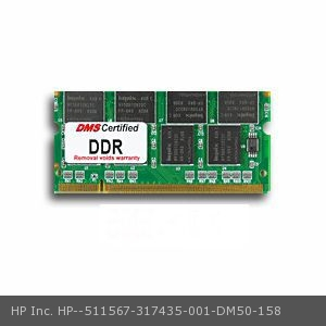 - DMS 317435-001 Pavilion ze4294 256MB DMS Certified Memory 200 Pin DDR PC2100 266MHz 32x64 CL 2.5 SODIMM 32X8 DMS Data Memory Systems Replacement for HP Inc