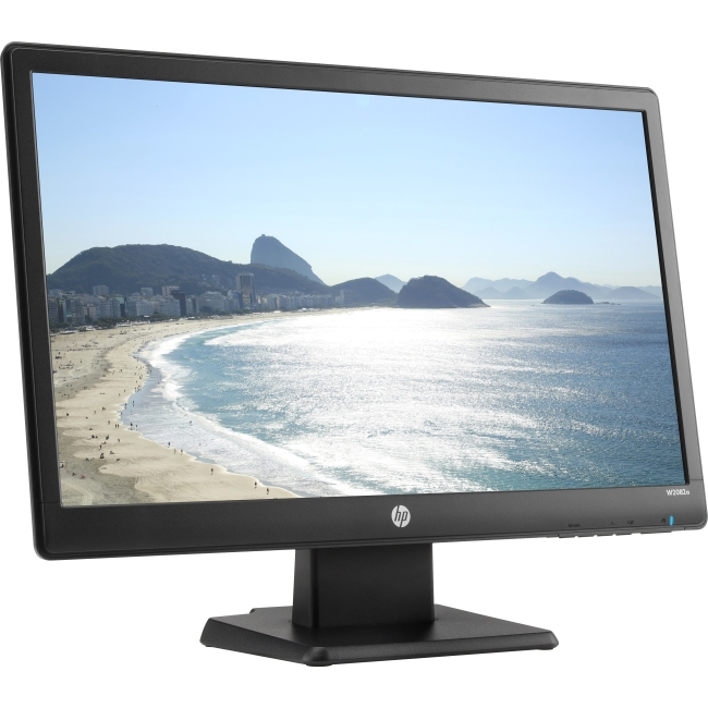 "HP W2082A 20"" LED-Backlit LCD Monitor (Black)"