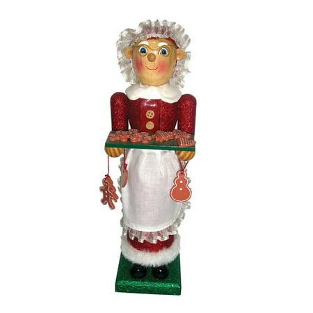 Santa Claus Nutcracker (Santa's Workshop Mrs. Claus Nutcracker )
