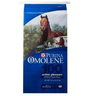 Purina Mills Omolene #100 50 lb., Provide 100 of the requ...