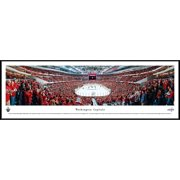 Minnesota Wild Framed Stadium Panoramic Photo