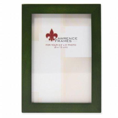Lawrence Frames 756035 Wood Standard Gallery - Green, 0.31 in. - image 1 de 1