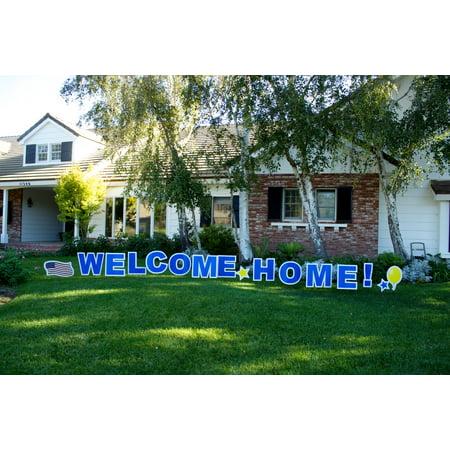 Yard card welcome home greeting card walmart yard card welcome home greeting card m4hsunfo