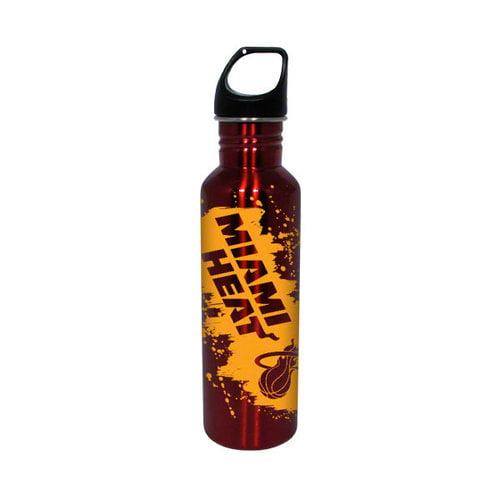 NBA - Miami Heat Stainless Steel Water Bottle