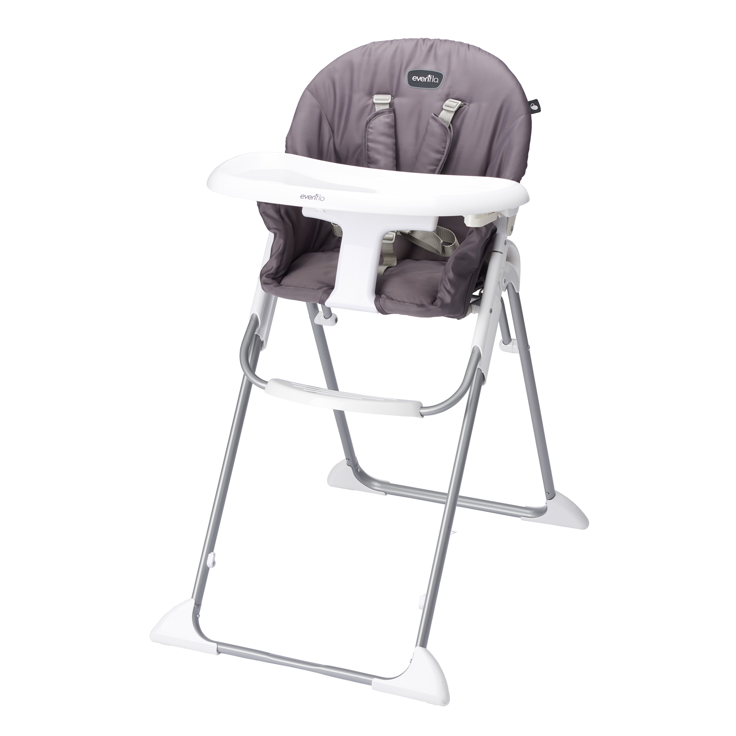 Evenflo Clifton High Chair, Smoke Gray