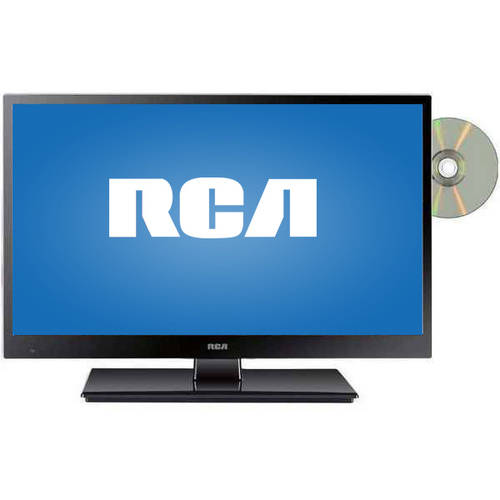 RCA DECG185R 19 in. Class LED HDTV-DVD Combo TV