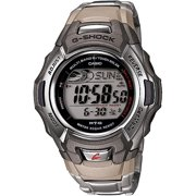 Casio Men's G-Shock Stainless Steel Tough Solar Atomic Digital Watch MTGM900DA-8