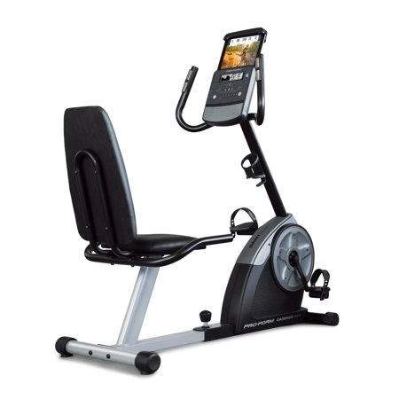 ProForm Cadence R 3.9 Recumbent Exercise Bike, Compatible with iFit Personal Training