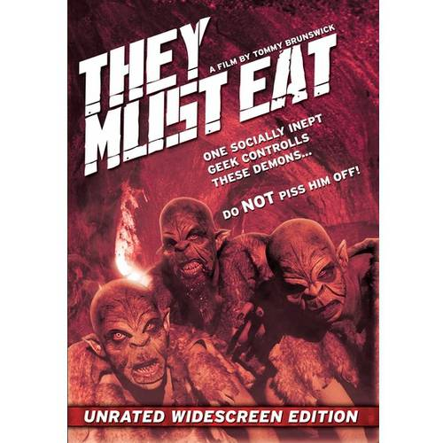 They Must Eat (Widescreen)