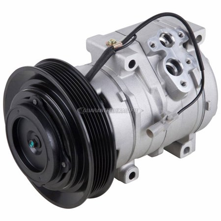 AC Compressor & A/C Clutch For Toyota Corolla Matrix 2003-2008 (1990 Toyota Corolla Clutch)