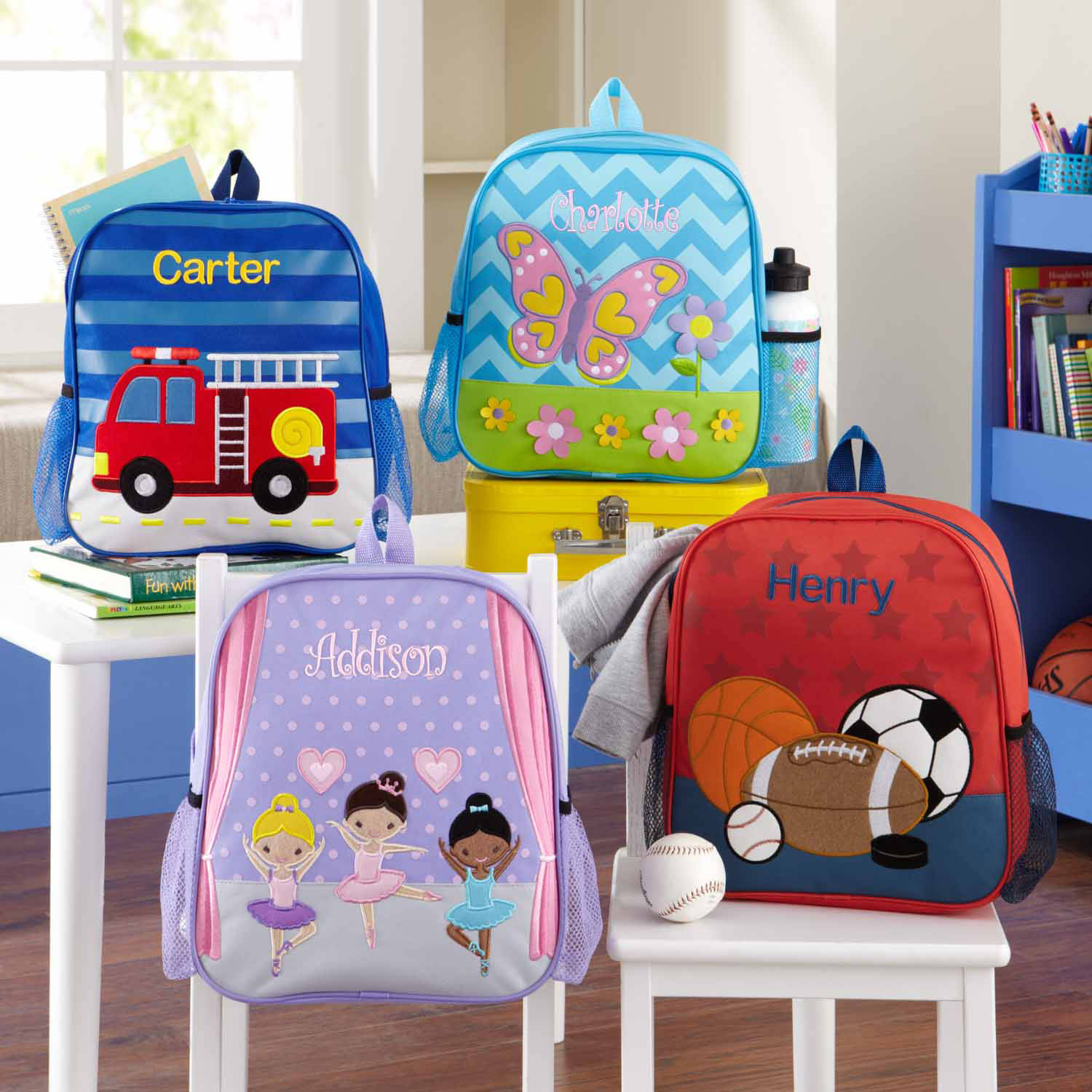 Personalized Just for Me Backpack - Walmart.com