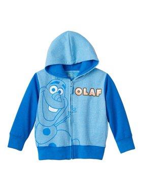 Little Boys' Frozen Olaf Boys Hoodie