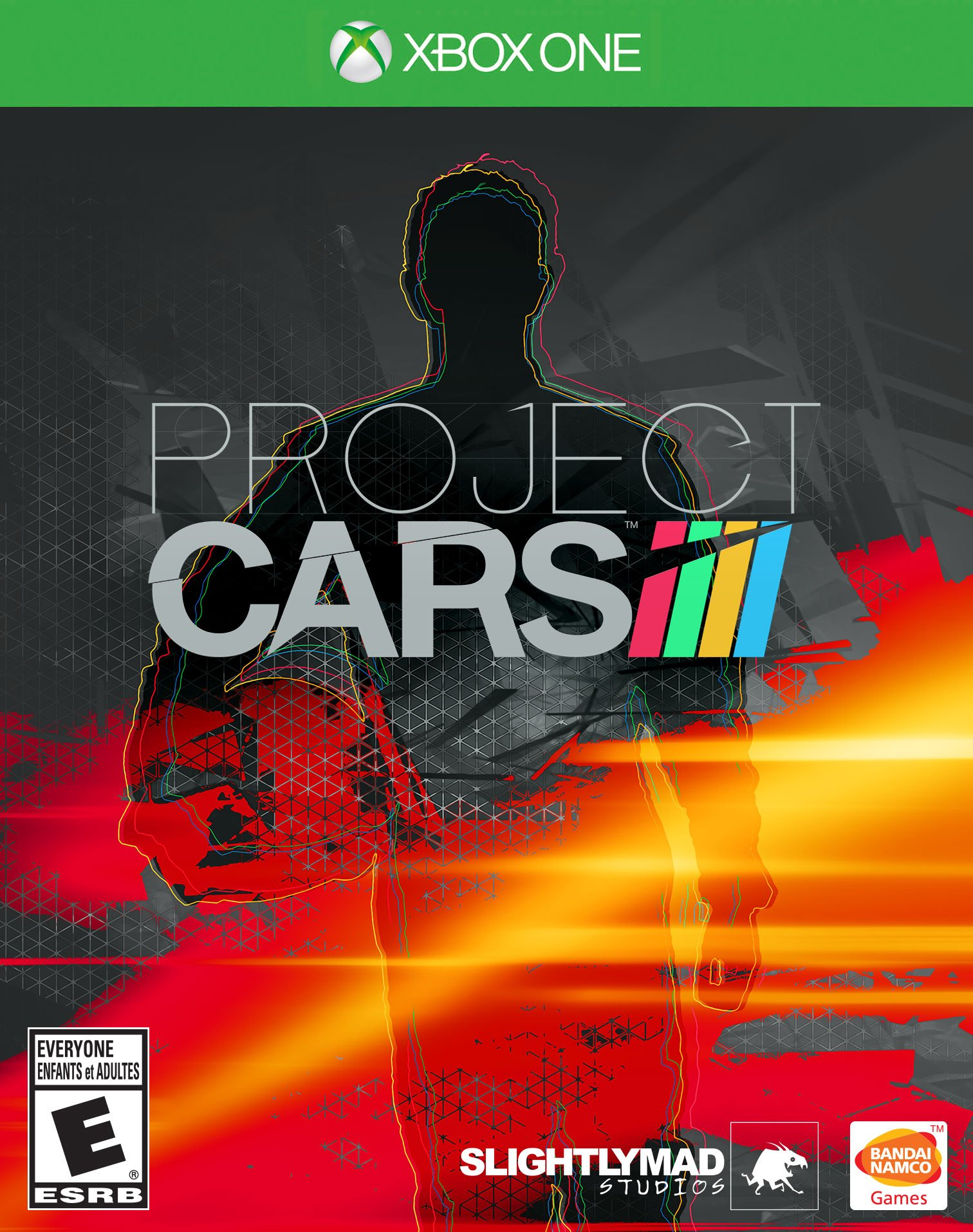 Namco Project Cars Racing Game Xbox One (22011_2) by Namco