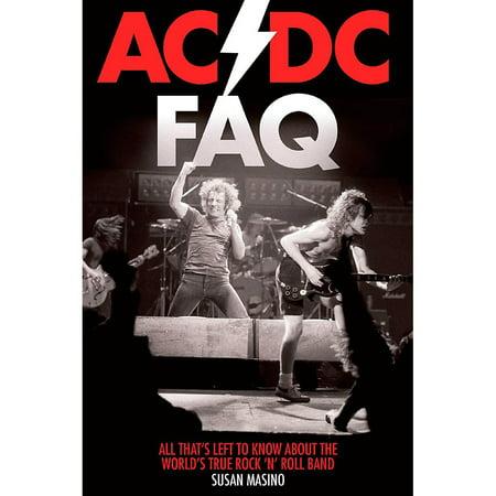 Hal Leonard AC/DC FAQ: All That