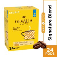 Gevalia Signature Blend Coffee K Cup Coffee Pods, 24 ct Box