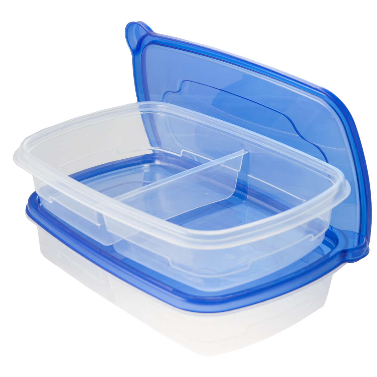 8pc BPA Free Food Storage Container Lunch Airtight With Divider Kitchen Leftover - Walmart.com  sc 1 st  Walmart & 8pc BPA Free Food Storage Container Lunch Airtight With Divider ...