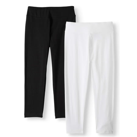 Women's Capri Leggings - 2 Pack