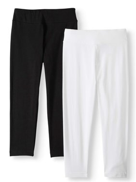 19032e3b556 Product Image Women s Capri Leggings - 2 Pack