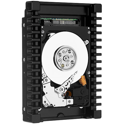 Western Digital VelociRaptor WD4500HLHX Hard Drive -Seria...