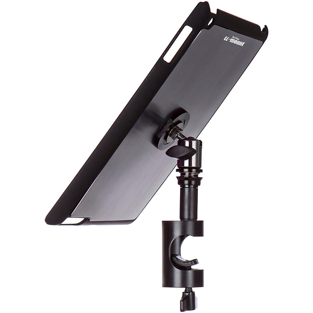 On Stage TCM9161 Quick Release Tablet Mount with Snap-On Cover for iPad 2/3/4