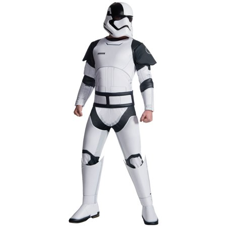 Star Wars Episode VIII - The Last Jedi Deluxe Adult Executioner Trooper Costume - Jedi Costumes Adults